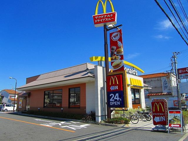 マクドナルド 25号大和郡山店の画像