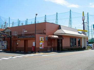 マクドナルド 25号大和郡山店の画像3