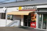 マクドナルド 近鉄東生駒駅前店