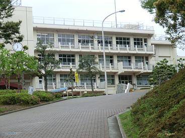 所沢市立 上山口中学校の画像1
