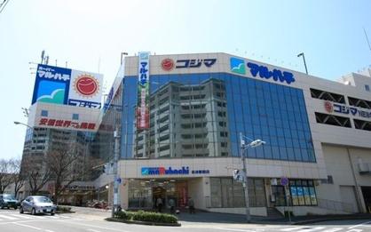 スーパーマルハチ 名谷駅前店の画像1