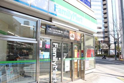 ファミリーマート広島中央通り店の画像2