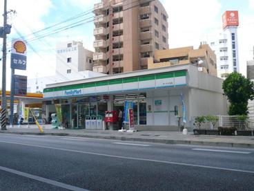 ファミリーマートオーケイ泊店の画像1
