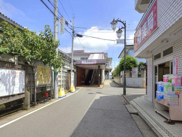 逆井駅の画像