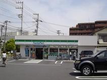 ファミリーマート  市川インター店