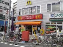 マクドナルド・下総中山駅前店