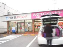 白洋舎 松戸高塚店