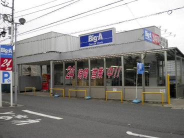 ビッグ・エー 市川曽谷店 の画像1