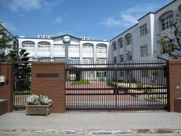 大阪市立文の里中学校の画像1