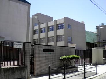 大阪市立阿倍野中学校の画像2