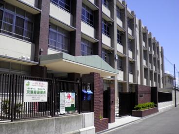 大阪市立阿倍野中学校の画像4