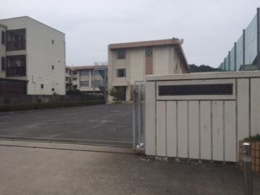 岡山市立 石井中学校の画像1