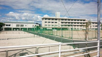 岡山市立 東山中学校の画像3