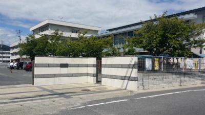 岡山市立 竜操中学校の画像1