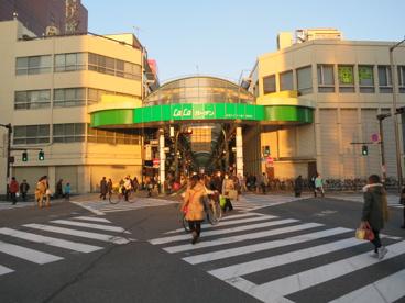 ららガーデン商店街の画像1