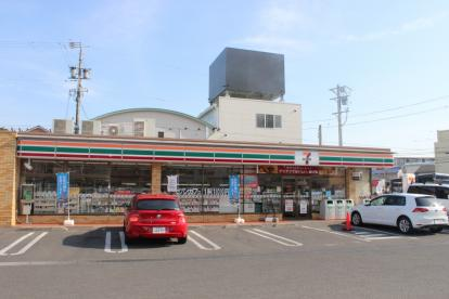 セブンイレブン 浜松鴨江3丁目店の画像1