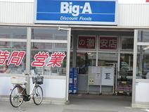 ビッグ・エー 所沢狭山ケ丘店