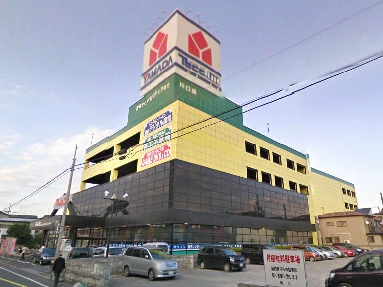 ヤマダ電機テックランド川口店の画像