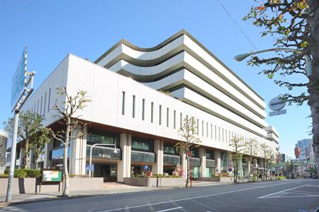 東京新宿メディカルセンター(旧・厚生年金病院)の画像