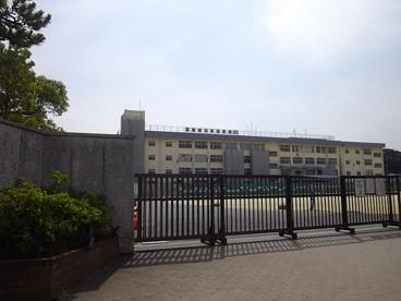 市川市立下貝塚中学校の画像1