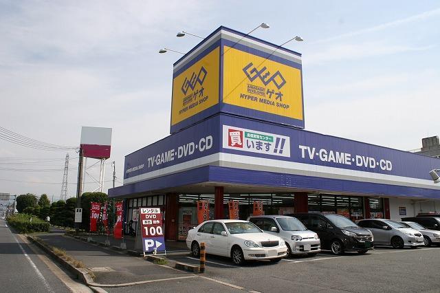 ゲオ 大和郡山店の画像
