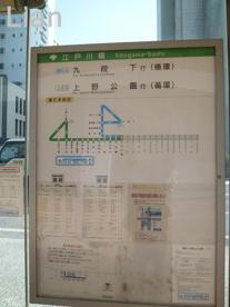 バス停 江戸川橋の画像2