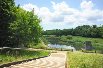 美しが丘近隣公園の画像1