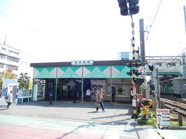 JR南武線稲田堤駅の画像1