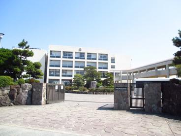 兵庫県立明石城西高等学校の画像1