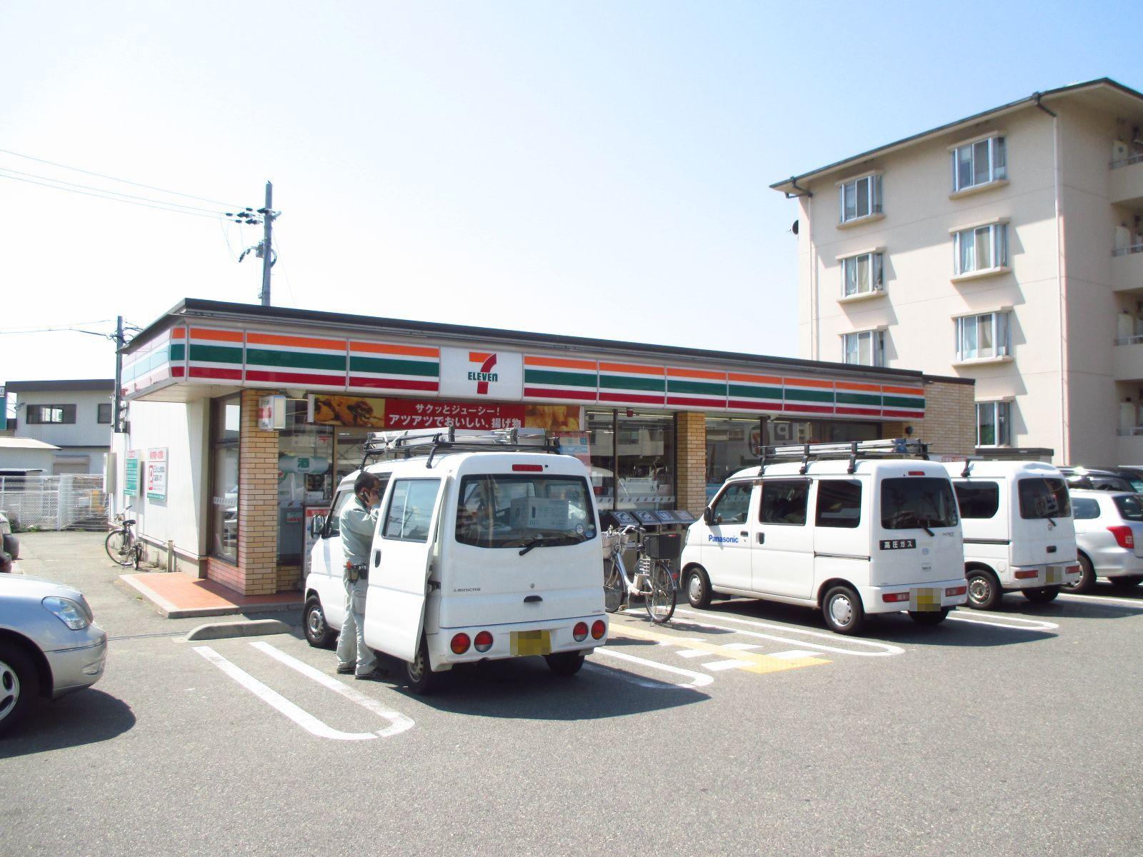 セブンイレブン明石明姫藤江店の画像