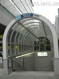 飯田橋駅 B4b出口の画像1