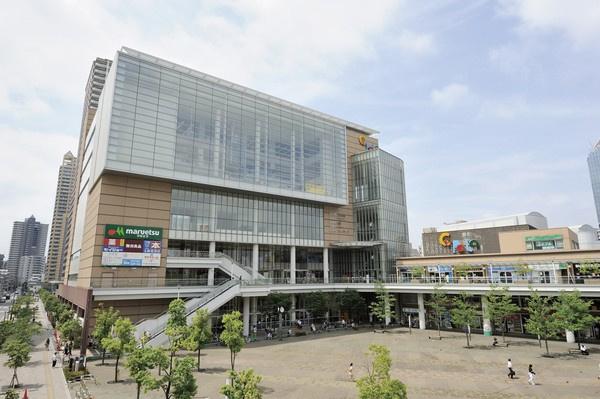 川口駅前行政センターの画像