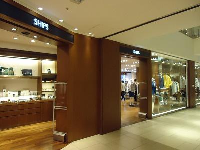 SHIPS横浜店の画像