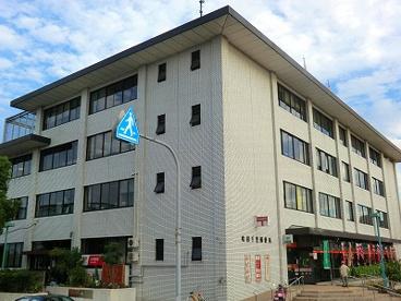 千里山郵便局の画像1