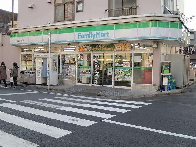 ファミリーマート「京町3丁目店」の画像
