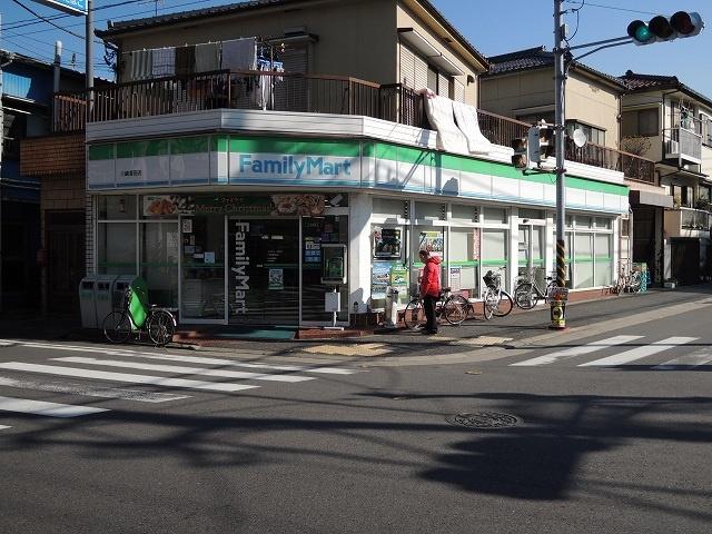 ファミリーマート「川崎渡田店」の画像