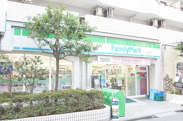 ファミリーマート「川崎東田町店」の画像