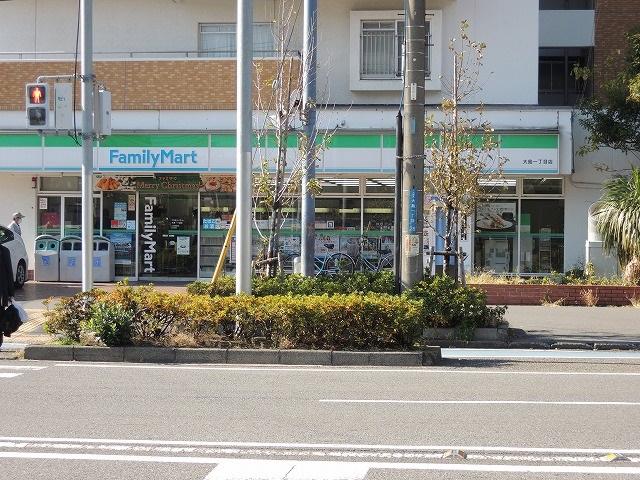 ファミリーマート「大島1丁目店」の画像