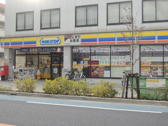 ミニストップ「新川崎店」の画像
