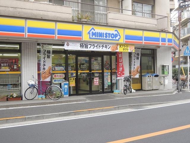 ミニストップ「北加瀬店」の画像