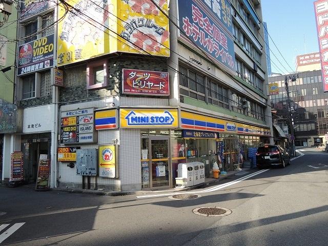 ミニストップ「京急川崎駅西口店」の画像