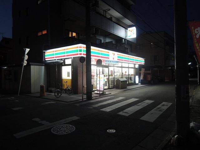 セブンイレブン「川崎幸町1丁目店」の画像