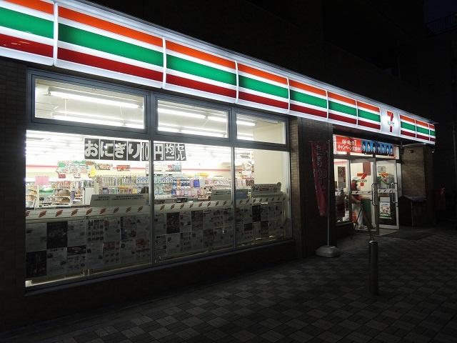 セブンイレブン「川崎中幸町店」の画像