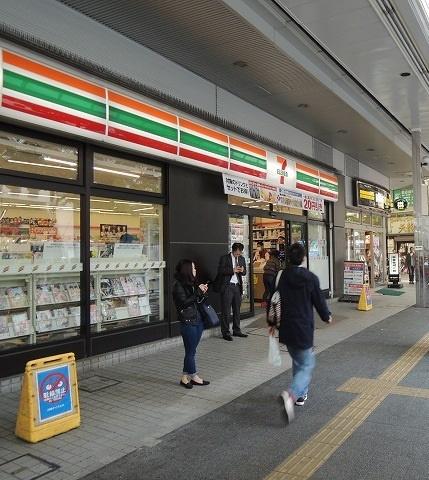 セブンイレブン「川崎駅前本町店」の画像