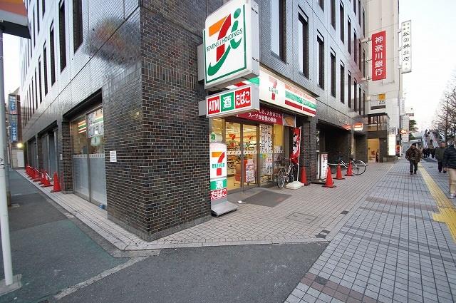 セブンイレブン「川崎宮本町店」の画像