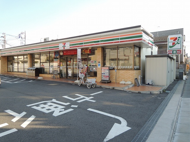 セブンイレブン「川崎京町1丁目店」の画像