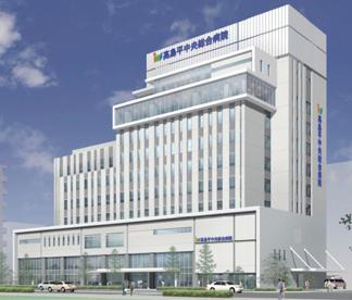 医療法人社団明芳会高島平中央総合病院の画像1