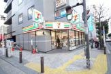 セブンイレブン「川崎砂子1丁目店」