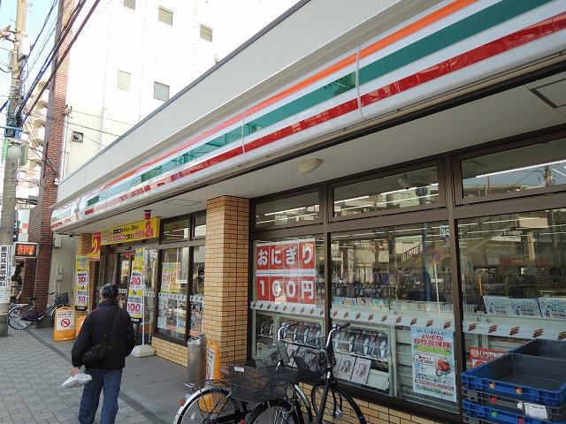 セブンイレブン「川崎鹿島田店」の画像