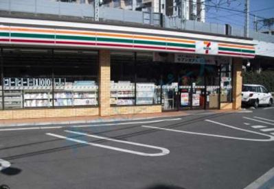 セブンイレブン板橋志村四中前店の画像1